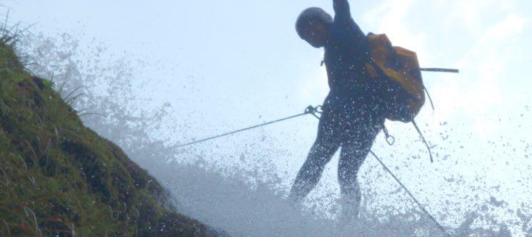 Canyoning com a Geoaventura | Desafio para Aventureiros!