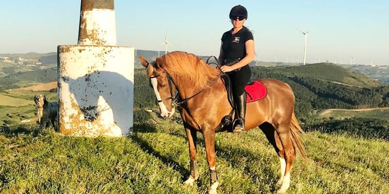 Passeio a Cavalo pelo Campo | 2 Horas | Herdade da Estrela - Torres Vedras