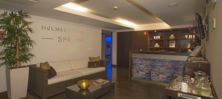 Holmes Place Spa   Massagem de Relaxamento Localizada - 30 Minutos   13 Locais