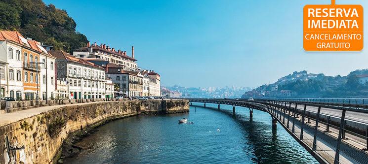 Vila Galé Porto Ribeira 4*   Estadia de 1 ou 2 Noites Sobre o Douro