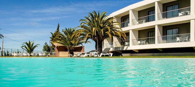 Hotel dos Zimbros - Sesimbra | 1 a 7 Noites de Tranquilidade c/ SPA