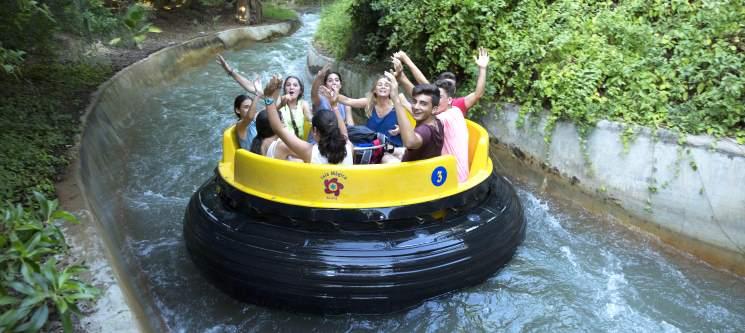 Isla Mágica + Água Mágica - Sevilha | Noites no Abades Benacazon 4* & Entradas