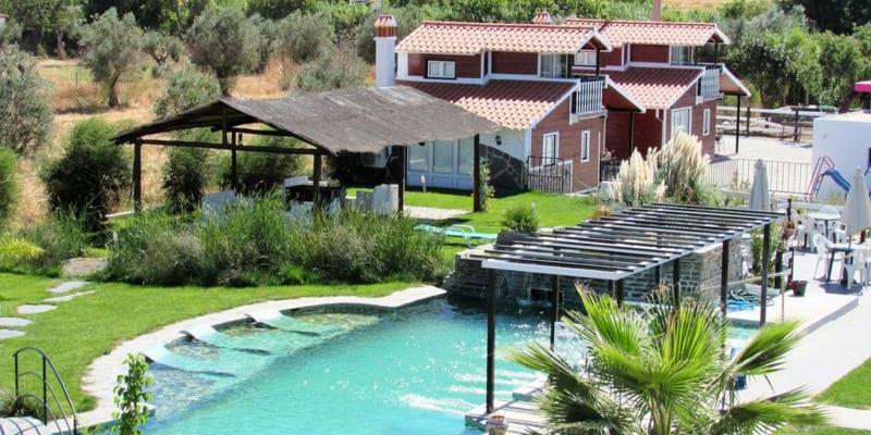 Lusitaurus Turismo Rural - Alentejo | Verão junto ao Alqueva em Bungalow ou Apartamento