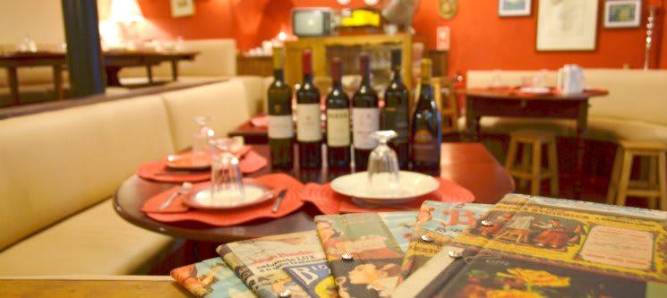 Madragoa Vinhos e Petiscos | Jantar para Dois c/ Garrafa de Vinho no Coração de Lisboa
