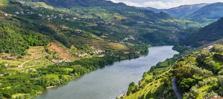 Passeio no Douro para Dois! Barco e Autocarro + Almoço | 9h30 | Porto - Régua