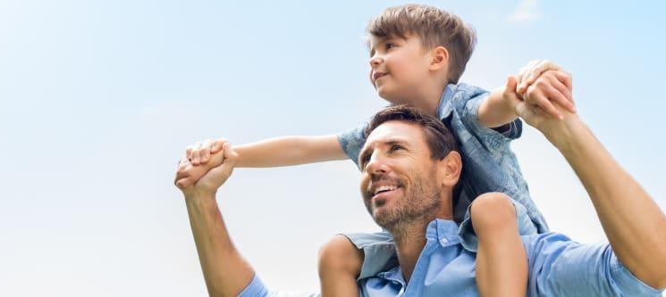 Me & Dad! Sessão Fotográfica Outdoor | 30 ou 60 Minutos | Cascais
