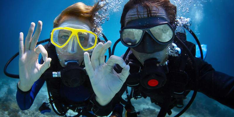 Workshop + Baptismo de Mergulho na Arrábida | 1 ou 2 Pessoas | Fascinante Mundo Subaquático - Wind