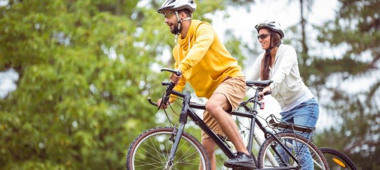 Passeio de Bicicleta 4 Horas junto à Barragem de Montargil   1 ou 2 Pessoas