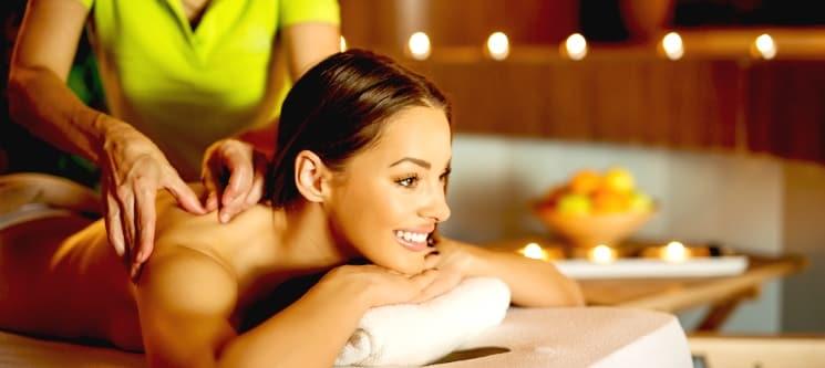 Presente para Senhora: Massagem de Relaxamento & Ritual de Chá   40 Minutos   Queluz