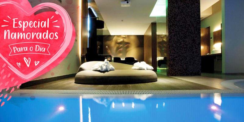 Dia dos Namorados: Mood Private Suites - Montijo   Estadia em Suite Romântica