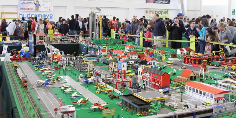 Grande Exposição Nacional de Construções em LEGO® | Oeiras Brincka