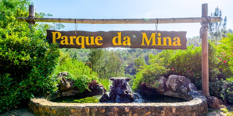 Entrada no Parque da Mina - Monchique | Dia em Família no Algarve!