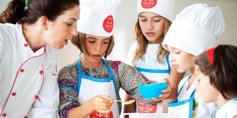 Workshop Petit Chef - As Melhores Receitas para Crianças! 1h30 | Oeiras