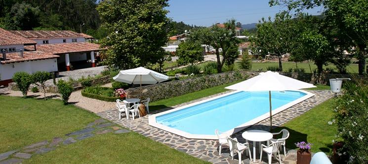 Quintal de Além do Ribeiro - Lousã | Estadia de 1 ou 2 Noites com Opção Jantar