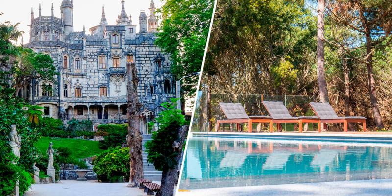 Azen Cool House - Sintra | Estadia com Opção Entradas Quinta da Regaleira