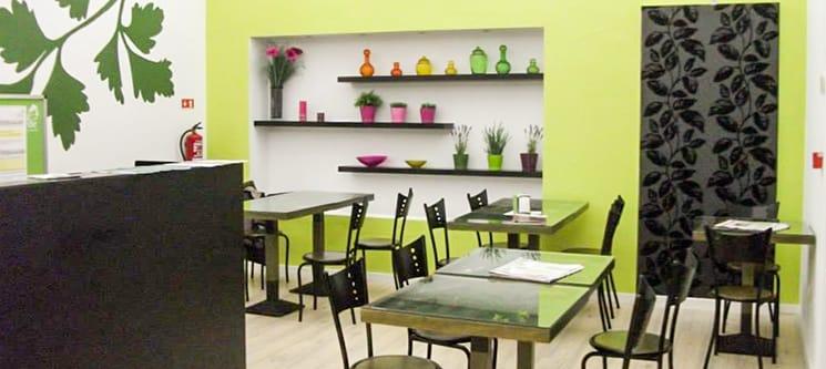 Buffet Exclusivamente Vegetariano para Dois | Salsa Verde - Évora