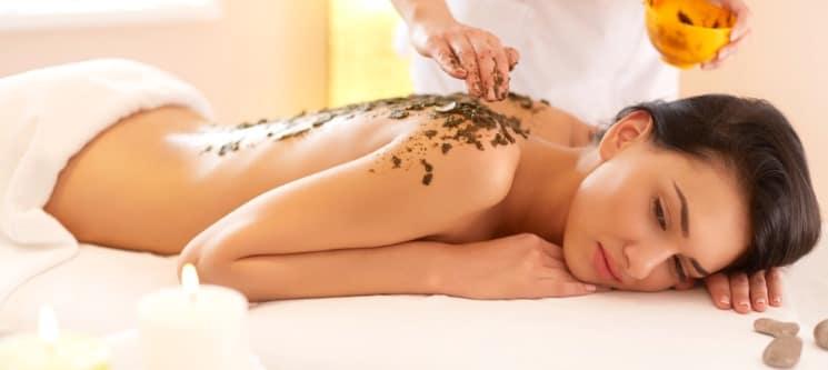Esfoliação + Envolvimento Algas + Massagem + Circuito   2h15   3 Spa Satsanga Collection