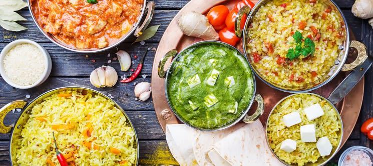 Thali Vegan para Dois | Segredos de Goa - Av. Duque Loulé