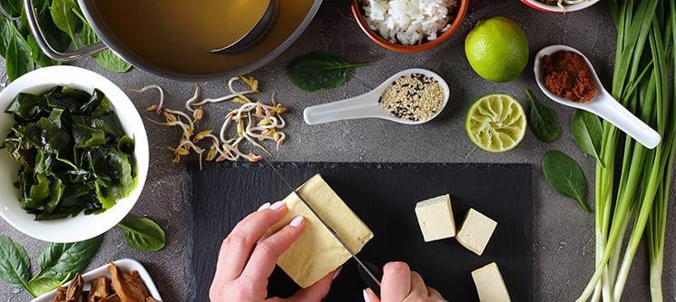 Cozinha Japonesa a Dois! Workshop de Miso, Tempuras & Gyosas + Refeição
