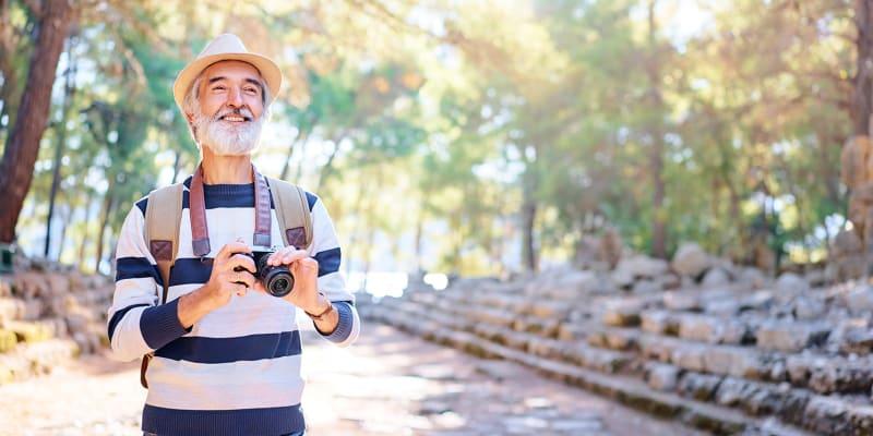 Formação em Fotografia para Público Sénior | 10 Horas Teóricas e Práticas | Belém