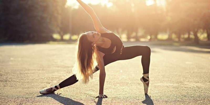 Aula Online em Directo - 1h | Conheça o Método Ballerina Body da Bailarina e Coreógrafa Inês Jacques!