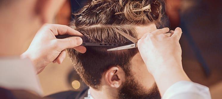 Para Ele! Old School Barbershop | Cabelo c/ Opção de Barba | Maison Nuno Gama - Chiado