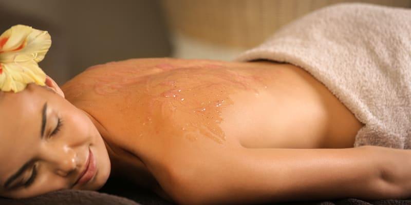 Body Scrub c/ Massagem & Welcome Ritual - 1h15 | 1 ou 2 Pessoas | Sintra