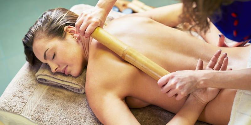 Massagem com Bambus ou Crânio-Sacral | 45 Minutos | Cascais