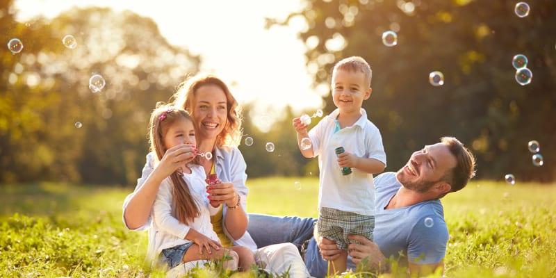 Especial Família! Sessão Fotográfica para 3 a 8 Pessoas | Lisboa