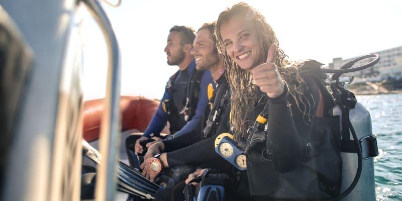 Baptismo de Mergulho em Sagres para Dois | Experiência Subaquática - Pura Vida Divehouse