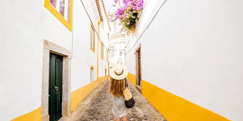 Évora Centro Histórico + Provas de Vinhos e Azeites 2h30 | Alentejo Heritage