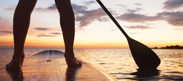 Aula Privada de Stand Up Paddle para Dois | Matosinhos
