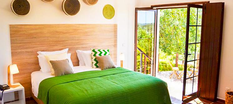 Vale Fuzeiros Nature Guest House - Silves | Estadia em Natureza com Opção Jantar