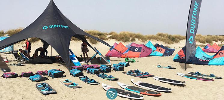 Aula de Surf & Bodyboard | 1 ou 2 pessoas | Viana Beach Center - Praia do Cabedelo
