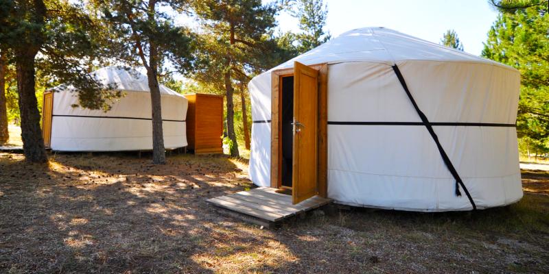 Vale do Rossim Eco Resort - Serra da Estrela | Estadia em Yurt com Opção Jantar