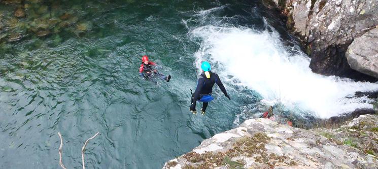 River Trekking na Ribeira Verde - Constância | 2 Horas | 1 ou 2 Pessoas