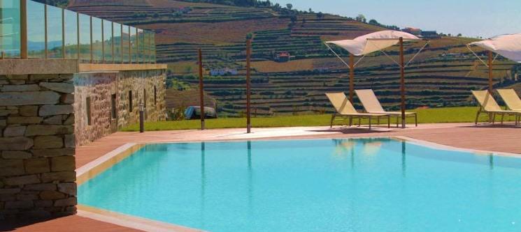 Hotel Douro Scala 5* - Vila Real   1 a 7 Noites de Sonho com Spa