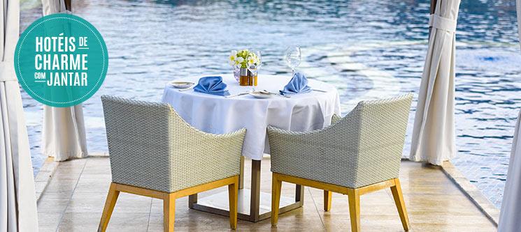Hotéis de Charme com Jantar | 100 Estadias à escolha