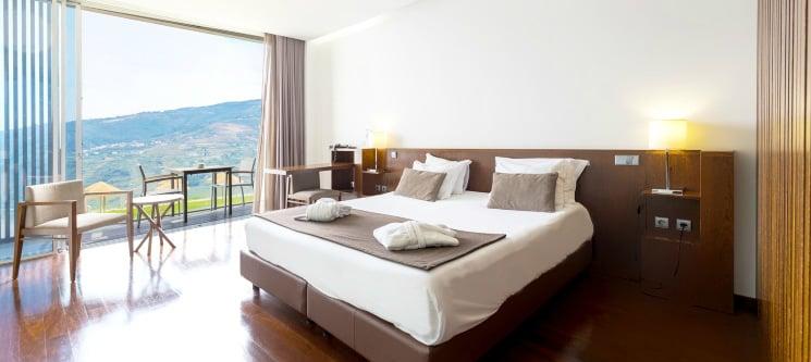 Hotel Douro Scala 5* - Vila Real | 1 a 7 Noites de Sonho com Spa
