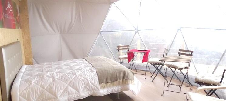 Natura Glamping - Serra da Estrela   Noites em Domo de Luxo c/ Vista Montanha!