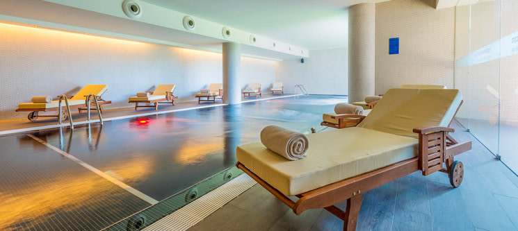 Love & Wellness a Dois: Circuito de Águas + Massagem Energy | 3h | El Spa Hotel Tryp Lisboa
