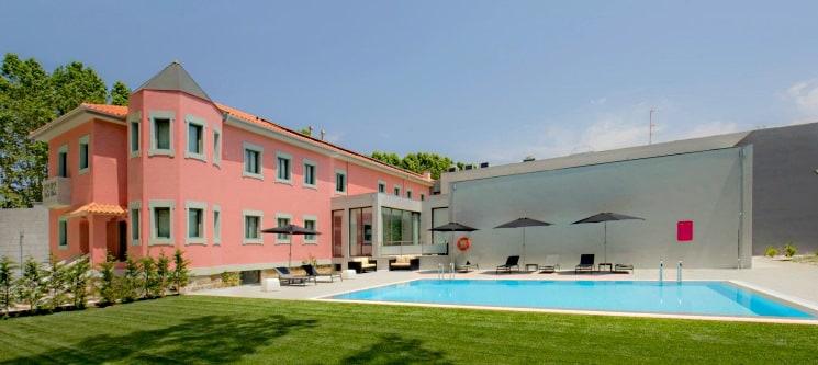 Primavera Perfume Hotel - Vila Real | Férias de Verão com Piscina & Spa