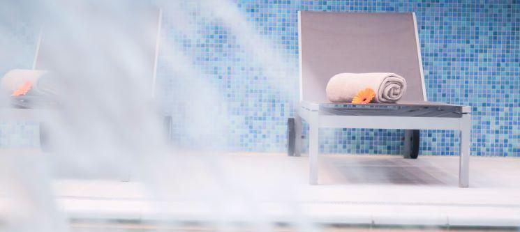 Circuito Spa a Dois! Piscina Dinâmica + Banho Turco + Sauna | Holiday Inn Porto Spa & Tea