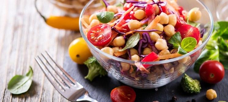 Saudável & Delicioso! Almoço Vegetariano para Dois no Alfarroba | Picoas