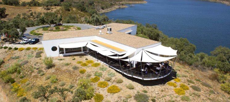 Um Dia de Sonho no Alqueva a Dois! Refeição Panorâmica c/ Vista Lago   Amieira Marina