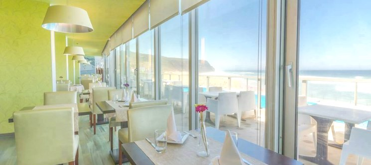 Gastronomia e Romance c/ Vista Oceano para Dois | Arribas Terrace - Sintra