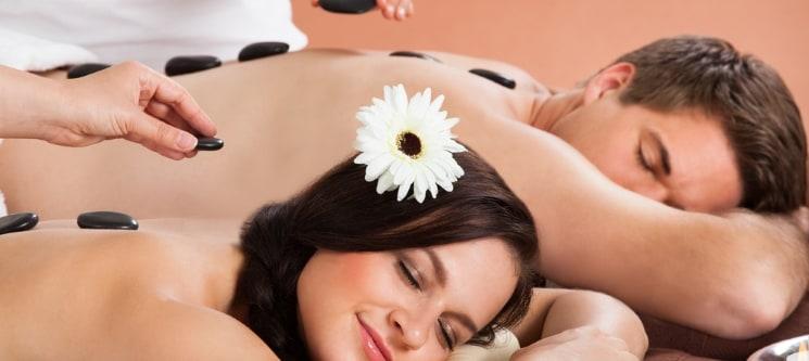 Massagem de Pedras Quentes para Dois | Beautiful & Happy Day Spa - Boavista