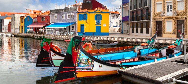 Tour Aveiro e Praias + Deliciosas Tapas a Dois | 2h15 | Bik&vento
