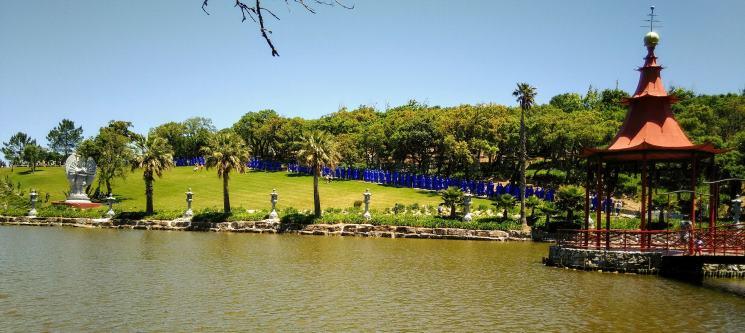Água d´Alma Hotel - Lagoa de Óbidos | Noite + Entradas no Buddha Eden Garden