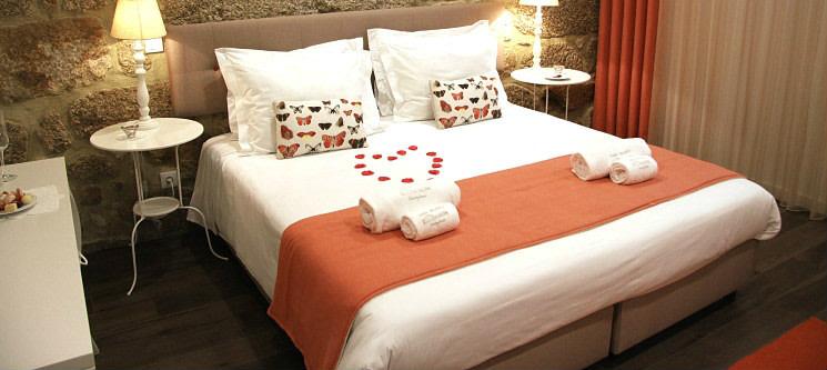 Casa Valxisto Country House - Penafiel   Noite Romântica c/ Opção Massagem ou Jantar